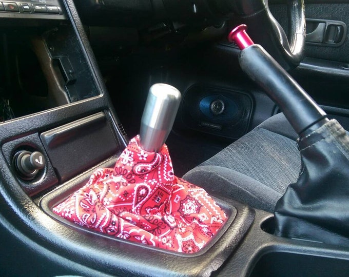 Paisley Shift Boot