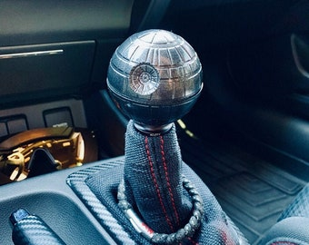 Death Star Shift Knob | Star Wars Gear Knob