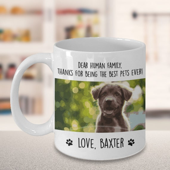Pointer Gift Dog Ceramic Coffee Mug Secret Santa PERSONALISE