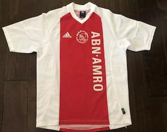 ed112b93add AFC Ajax Amsterdam Steven Pienaar Adidas Home Soccer Jersey KitMen Adult  Small