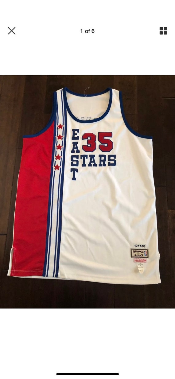Larry Kenon 1977-78 Mitchell and Ness East All Stars Throwback  ff188f6d3