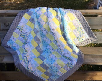 Baby quilt / blanket