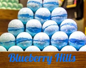 Blueberry Hills Bath Bomb