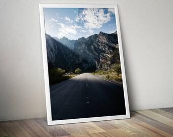 Mexican Mountains Landscape