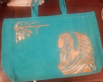 Custom tote bags!