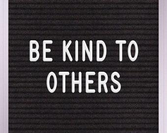 be kind to others Print | Wall Art | Printable | 8x10