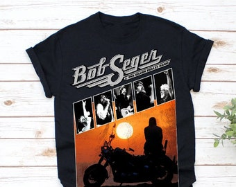 2eca0b46 Bob Seger The Final Tour Men's,Bob Seger Unisex T-shirt - Sweater - Long  Sleeve - Tank Top - Hoodie -AA29