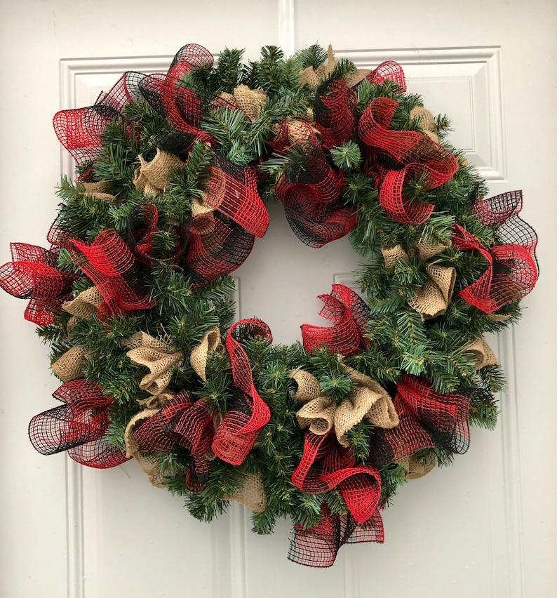 Best Wreath Tutorial Deco Mesh Wreath How To Make a Wreath DIY Wreaths How to Make a Wreath Tutorial for Wreaths Wreath Base Tutorial