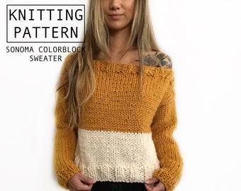 47dd2bd1b137 Modern knitwear design by gorillaknits on Etsy