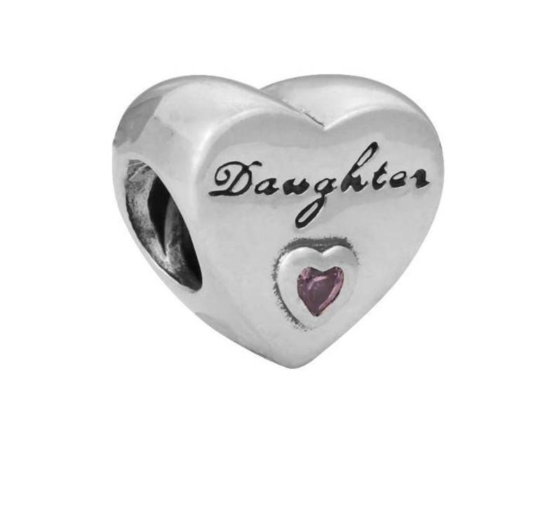 pandora charm daughter