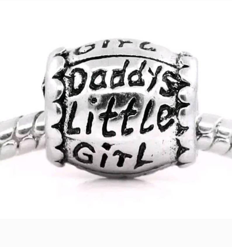 pandora bracelet dad charm