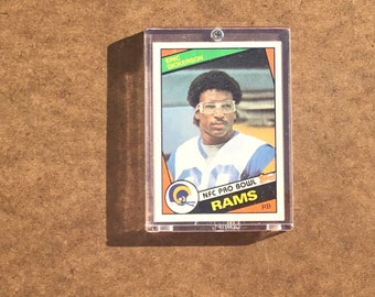 Eric Dickerson Rookie Card NFL 9c804b9f4