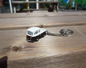 VW Crew Cab Bay Windows Keyring