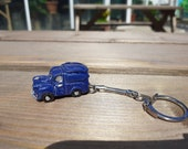 Morris Minor Van Key Ring