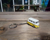 VW Camper Van Split Screen Key Ring