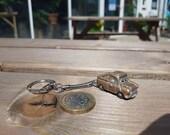 Mini Pick Up Car Model Key Ring