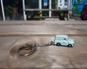 Mini Van Car Model Key Ring