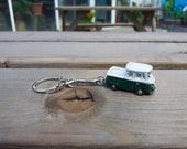 VW Crew Cab Van Key Ring