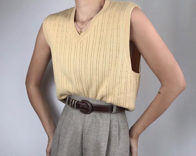 Vintage Oversize Knit