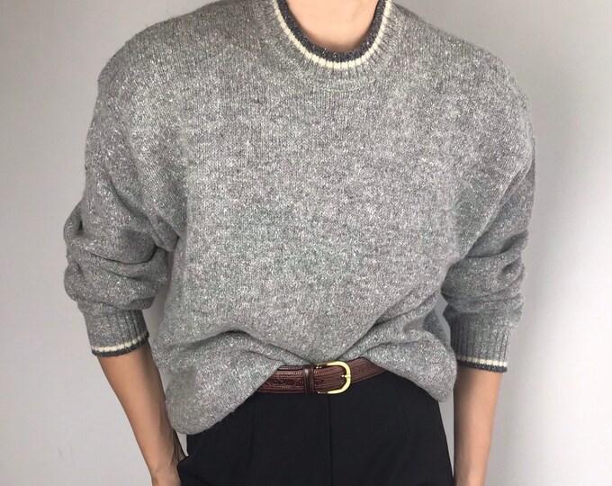 Vintage Mock Sweater