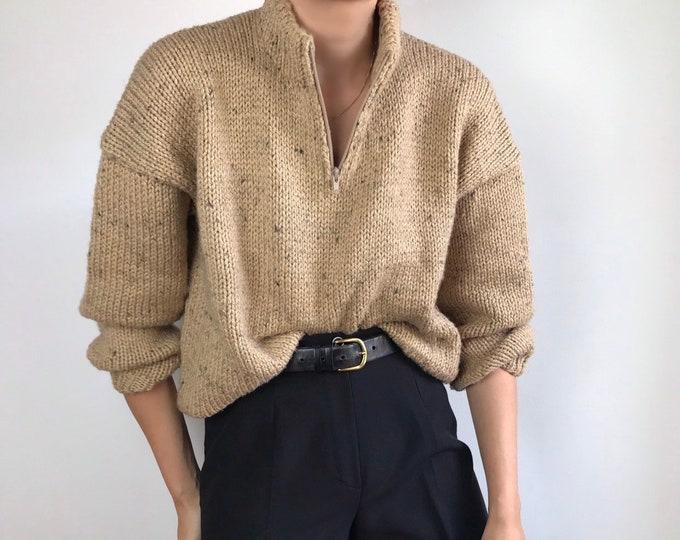 Vintage Mocha Knit