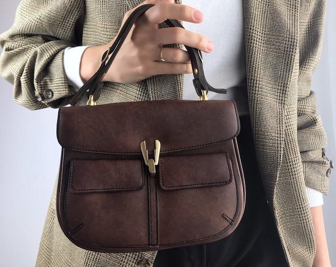 80s Vintage Mini Hand Bag