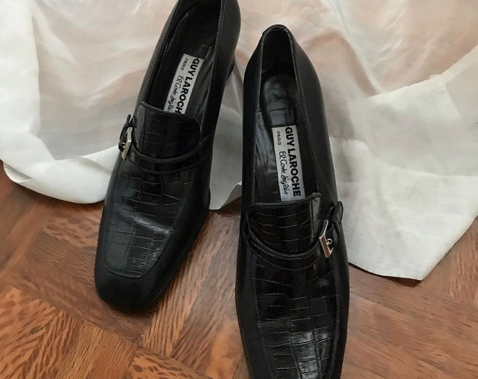 Vintage Guy Laroche Loafers