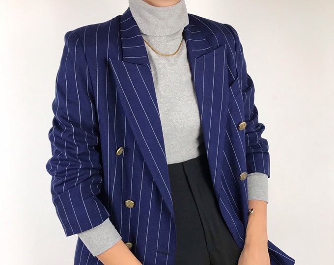 Vintage Double Breasted Blazer
