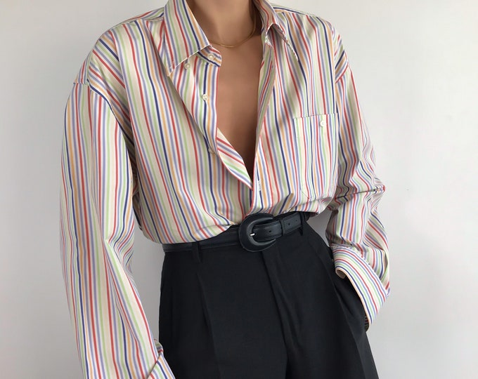 Vintage Button Up Shirt