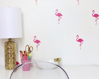 Flamingo Bird Wall Decals Wall Stickers Wall Design