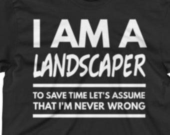 Landscaper Gift Etsy
