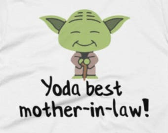 Mother-in-law Shirt - mother-in-law Gifts - mother-in-law Tee - mother-in-law T Shirt - mother-in-law Gift - mother-in-law Star Wars Shirt