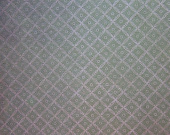 Set of 3 sheets for scrapbooking-print Green