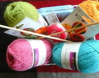 Chilla Valley Alpaca Colours 4ply yarn