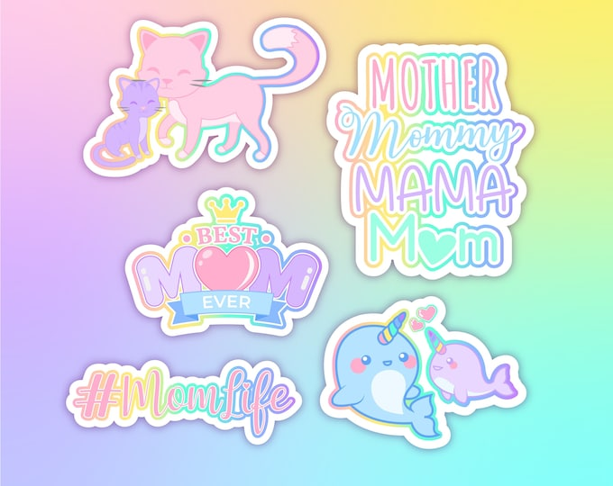 Mother Sticker Pack
