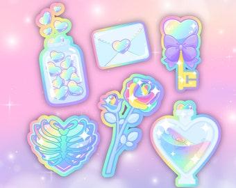 Loving You Pastel sticker pack