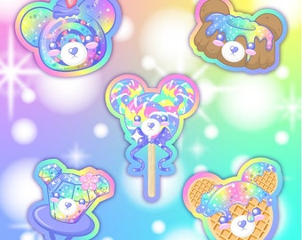 Beary Sweet Sticker Pack