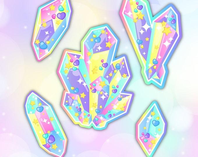 Crysta Dreams Sticker Pack