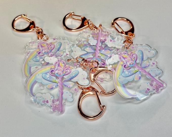 Fairy Key Keychain