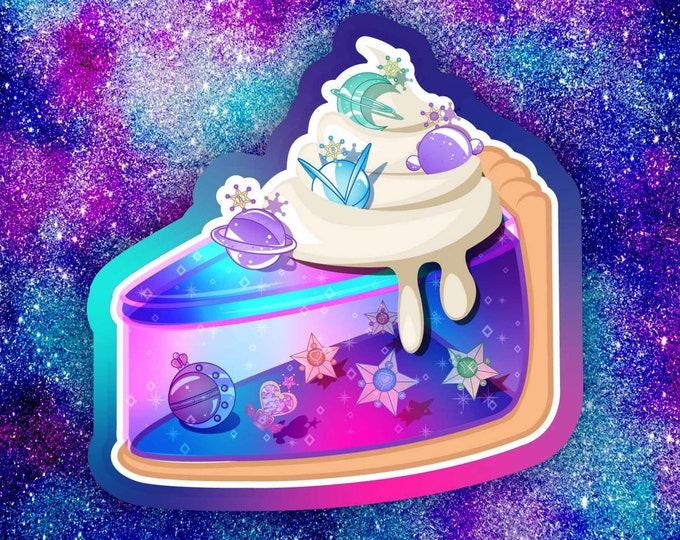 Sailor scout gelatin pie sticker