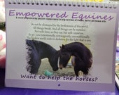 Empowered Equines Calendar 2020
