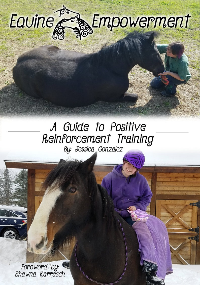 Equine Empowerment: A Guide to Positive Reinforcement Training image 0