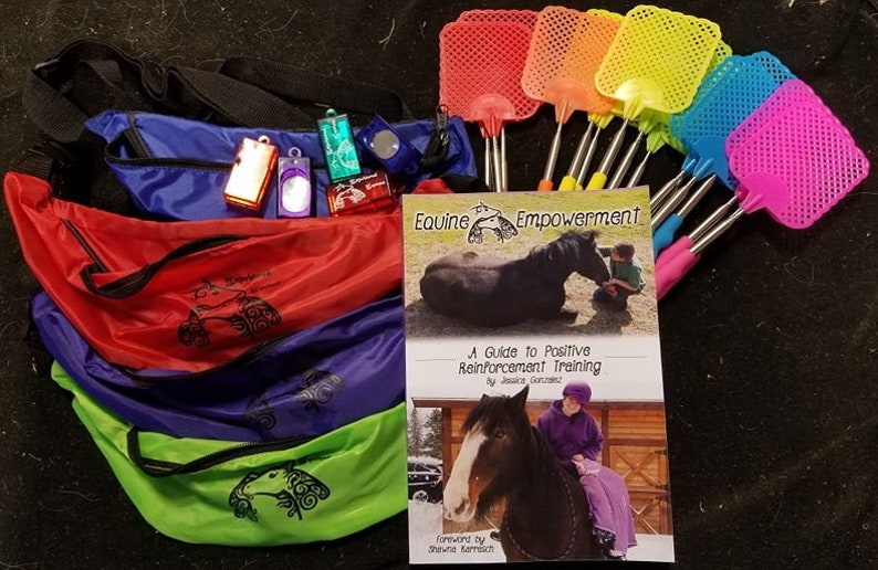 Clicker Starter Kit  Getting Started with Equine Clicker image 0