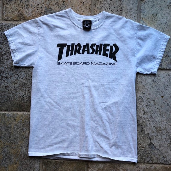 c37b94c80b6f Thrasher Skateboarding Magazine Graphic T-Shirt