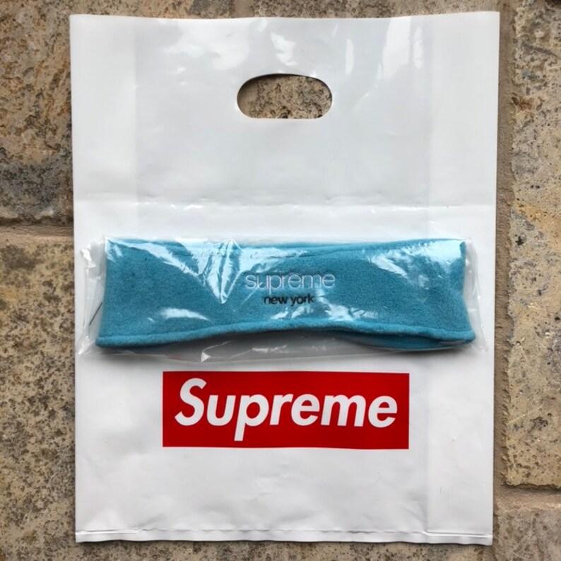 bandeau supreme bleu
