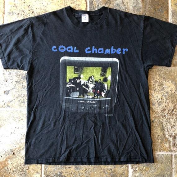 Vintage Coal Chamber 1998 Band T-Shirt
