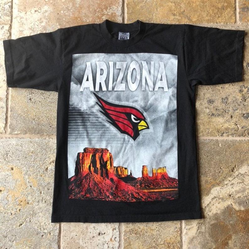 vintage arizona cardinals shirt