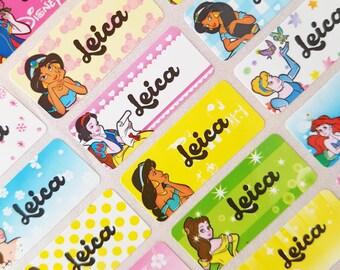 087d705528e3 Disney labels | Etsy
