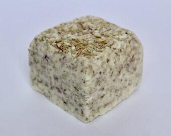 Organic Bath/Shower Bombs - Rosemary Peppermint