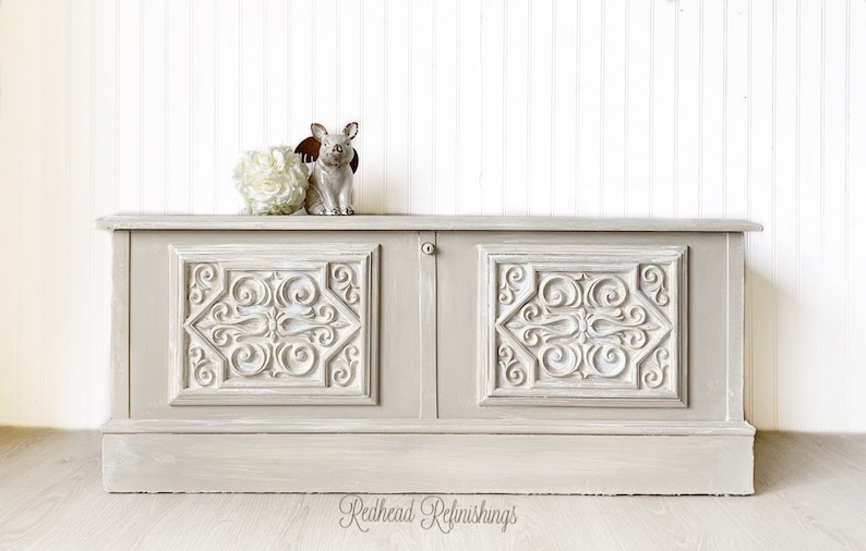 Tremendous Lane Cedar Chest French Country Blanket Storage Bench Entryway Beige Gray Cottage Creativecarmelina Interior Chair Design Creativecarmelinacom